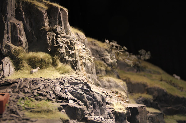 model railway scenery supplies